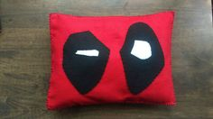SALE Deadpool marvel comics inspired cushion pillow by mazius