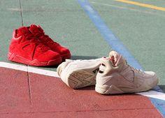 Fila resgata o estilo dos anos 1990 com nova série de sneakers