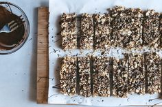 Vegan Salted Dark Chocolate Nut Bars