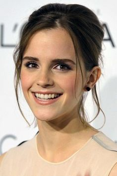 Emma Watson the beautiful actress in hollywood
