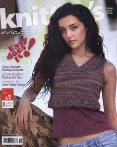 【转载】Knitter's Magazine №114 2014 春 - 伊莲的日志 - 网易博客