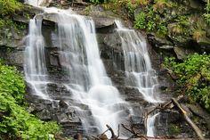 Vodopády Bučacího potoka