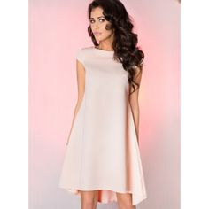 Sukienka Viola Peach Dress