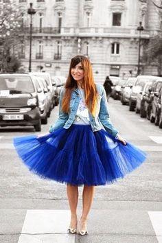 Fashion Harmony cum sa porti articolele din denim !