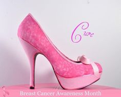 Ms.MaryMac Custom Made Shoes for Breast Cancer