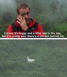 Unicorn. Josh Gates is cooler than you. End of story