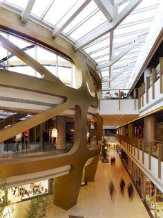 Pendorya Shopping Centre in #Istanbul by Erginoglu & Calislar Architects