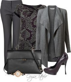 Work outfit #womens fashion #outfits
