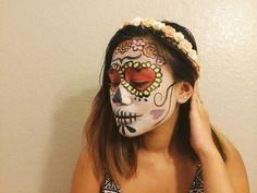Sugar Skull Inspo    Dia de los Muertos
