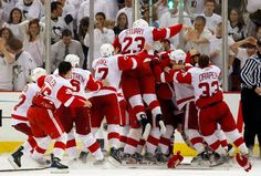 2008 Championship Detroit Red Wings