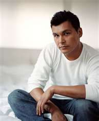 Adam Beech    Native Actor. Not cute, not a good actor but i support him because he's native american.