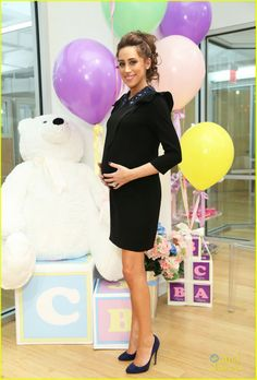 Danielle Jonas: Fit Pregnancy Baby Shower