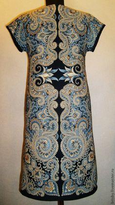 платье, спинка