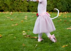 angelina ballerina costume