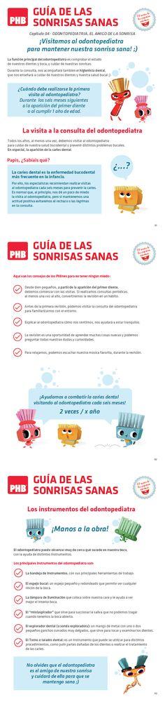 Guía de las Sonrisas Sanas - El odontopediatra