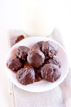 low fat chocolate cookies (1 weight watchers point)