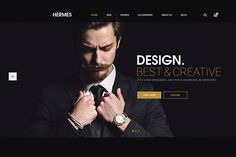 25 Most Beautiful PSD Web Design Templates 2017