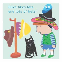 Child's Play (Int) (@ChildsPlayBooks) | Hats off to this day! Happy #NationalFeltHatDay