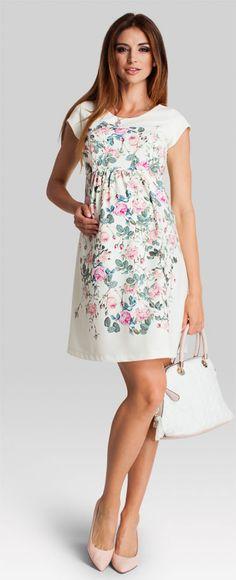 Happy mum - Maternity wear & fashion, dresses, Pastel rose dress.