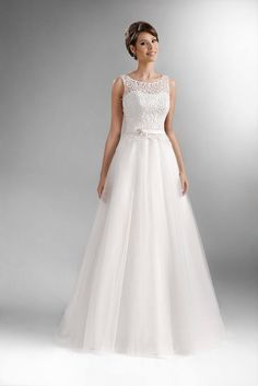 ecd2b84cef Suknia ślubna Agnes Fashion Group The One 2016 - Wedding.