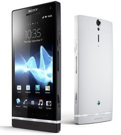 My new smart phone, the Xperia S