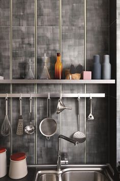 WALL TILES SHOJI ATELIER COLLECTION BY CERAMICA BARDELLI