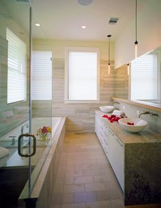 Best Floor Tiles Bath Design, Pictures, Remodel, Decor and Ideas - page 18