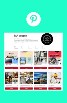 Do not only read our Pinterest MAster guide for hotels on goo.gl/89tsOA - follow our pinning as well ;-)!  #SocialMedia #Pinterest #CraftingHotelConceptsAndBrands Hotel Concept, Zurich, Wells, Bon Appetit, Resorts, Tourism, Hotels, Social Media, Reading
