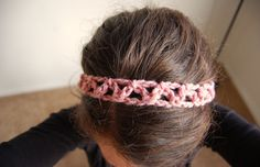 Crochet Lattice Pattern