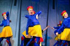 Duloc Character from Shrek the Musical