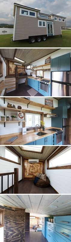 awesome The Lookout: a 299 sq ft tiny home by Tiny House Chattanooga. The home was voted... by http://www.danaz-home-decorations.xyz/tiny-homes/the-lookout-a-299-sq-ft-tiny-home-by-tiny-house-chattanooga-the-home-was-voted/
