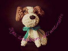 Amigurumi Jack Russell Pattern : Jack russell terrier afghan crochet afghans and