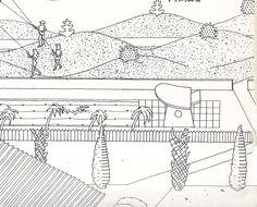 A collection of less-known Office for Metropolitan Architecture sketches from 1980's and 1990's projects. Click images to zoom. Lille Masterplan, 1994: Zeebrugge Sea Terminal's competition, 1989 Compétition pour l'aménagement de la plaine Sacrée de Saint Gerasimos, 1984 Compétition pour le parc...