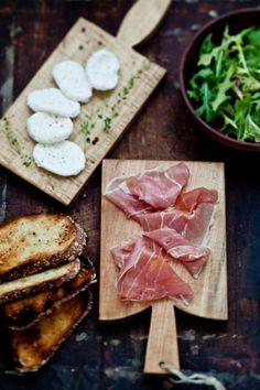 mozzarella cheese and prosciutto ham     HisPotion 600x901 Friday Inspiration #15