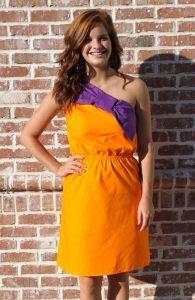 Clemson gameday dress