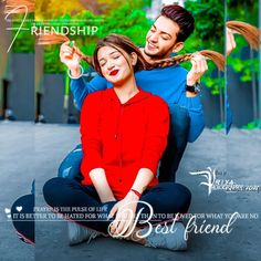 Cute Couple Poses, Couple Posing, Cute Couples, Cute Song Lyrics, Cute Songs, Best Friend Status, Indian Wedding Photography Poses, Hipster Wallpaper, Bollywood Couples