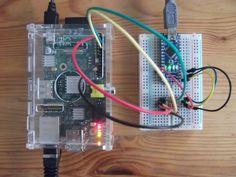 Raspberry Pi und Arduino - serielle Verbindung - blog.simtronyx.de