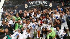 Especial Campeón de la Champions League 2014 - La Decima