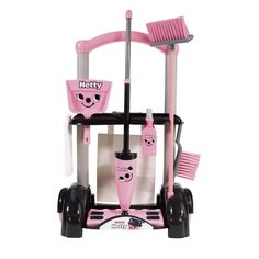Casdon Hetty Cleaning Trolley - cute toy.