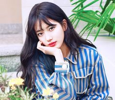 ASK K-POP It was revealed that Suzy recently made a meaningful donation. Bae Suzy, Korean Beauty, Asian Beauty, Korean Celebrities, Celebs, Korean Girl, Asian Girl, Miss A Suzy, Divas
