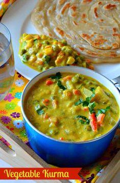 Hotel Style Vegetable kurma