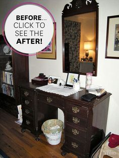 Amazing Before-and-After Furniture Makeovers