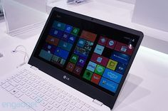 #IFA2013 - Ultra PC Z935 - LG
