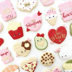 @ninamariesweetdesigns killin' us with cuteness!!! cutters from @sweetleighprinted