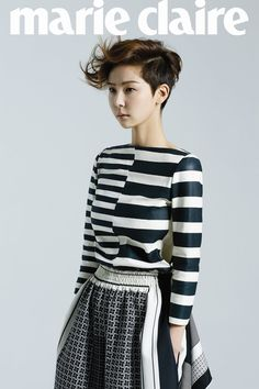 Kim Na-young // Marie Claire // May 2013