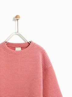 12dbc1c1fde4 Image 2 of QUILTED SWEATSHIRT from Zara Autumn Clothes