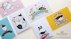 Shop Paper Goods by Wita Puspita | DESIGNISYAY.COM