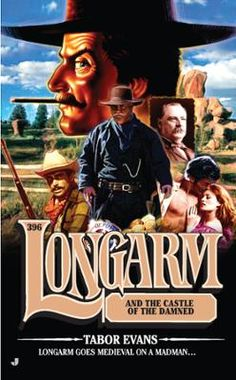 Longarm #396 by Tabor Evans, Click to Start Reading eBook, Longarm vows to find the coward who shot an old man in the back. But  when the trail leads to an actu