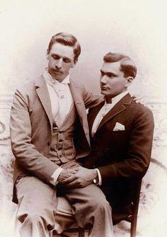 Vintage gay banging