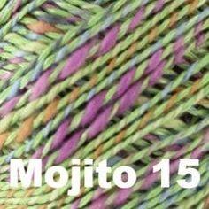 Louisa Harding Noema Yarn Mojito 15 - 19